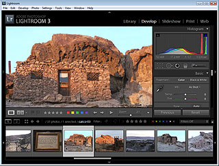 Photoshop Lightroom 3 Tutorial Training